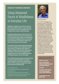 K & E Mindfulness Workshop