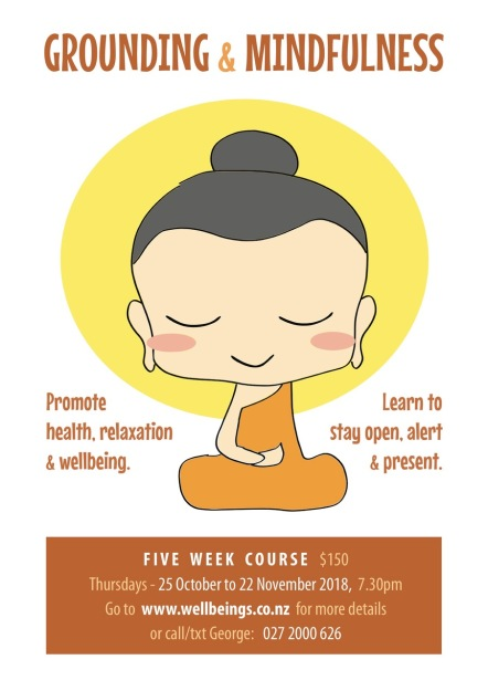 Mindfulness Course 3 2018
